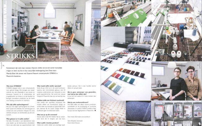 STRIKKS TextielPlus Het atelier van
