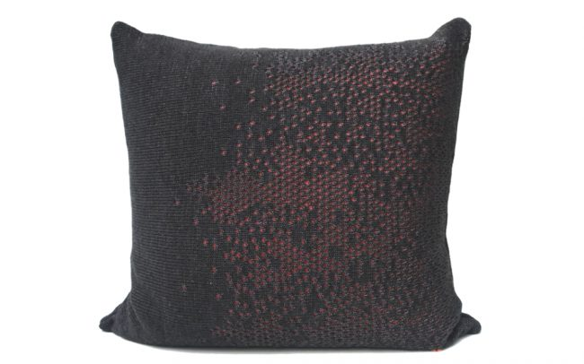 STRIKKS kussen pillow kant lace