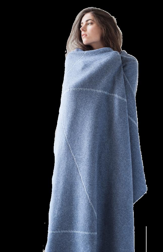 STRIKKS designer knits deken
